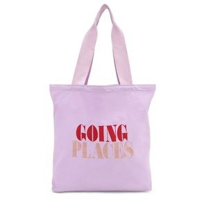 Ban.do Going Places Big Canvas Tote Bag